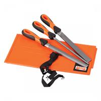 Bahco File Set - Metal - 3 Piece