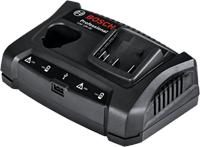 Bosch Charger - Multi-voltage & USB