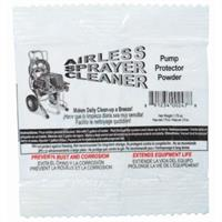 Airless Sprayer Pump Protection Powder Sachet