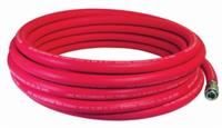 AMX Red Rubber Hose Set 10mm