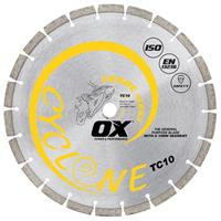 OX TC10 Diamond Blade - General Purpose / Concrete