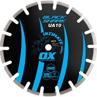 OX Ultimate UA10 Diamond Blade - Asphalt