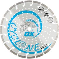 OX Ultimate UC10 Diamond Blade -  Concrete