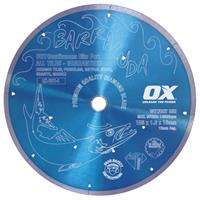 OX Ultimate UCT Continuous Rim Diamond Blade