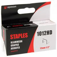 Apexon Staples - 12mm - 1000 Pack