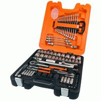 Bahco Socket & Spanner Set
