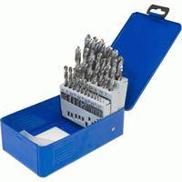 Benz Werkz Twist Drill Set - 25pc - 1mm to 13mm
