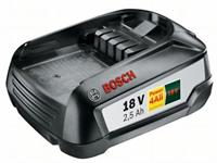 Bosch Battery - Green / Power 4 All - 18v - 2.5Ah.