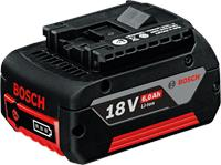 Bosch Battery - Blue 18v - 6Ah