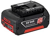 Bosch Battery - Blue 18v - 3Ah