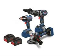 Bosch Cordless Kit + Free Battery - 18V DB 3-XG EC 5.0