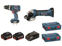 Bosch Cordless Kit + Free Battery - 18V SBG 2-P EC