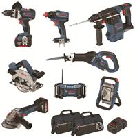 Bosch Cordless Kit + Free Battery - 18V DB 8-XGS EC 5.0
