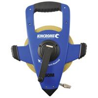 Kincrome Tape Measure - Fibreglass - 50m