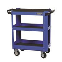 Kinchrome Tool Cart - 3 Tier - Heavy Duty